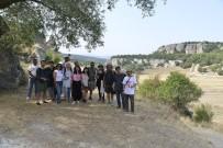 HATIRA FOTOĞRAFI - Pişmiş Toprak Sanatçıları Frig Vadisi'nde