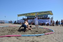 CARETTA CARETTA - Plaj Dünya Güreş Şampiyonası İztuzu'nda Yapılacak
