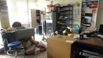 KOBANİ - PTT Şubesinde Hırsızlık