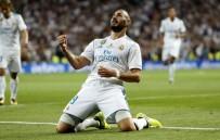LYON - Real Madrid, Benzema'nın Sözleşmesini 2021 Yılına Kadar Uzattı