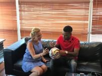 YILDIZ FUTBOLCU - Rodrigues Açıklaması 'Tek Hedefimiz Şampiyon Olmak'