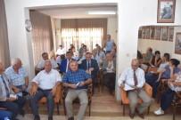 ATATÜRK BÜSTÜ - Saray Değerlendirme Toplantısı Yapıldı