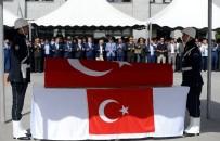 SİLAHLI SALDIRI - Şehit Polis Aybek İçin İstanbul Emniyet Müdürlüğü'nde Tören Düzenlendi