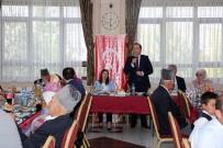 GARNİZON KOMUTANI - Şehit Yakınları Ve Gaziler Onuruna Yemek Düzenlendi