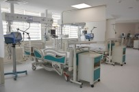 HASTANE - Selçuk'ta Göğüs Hastalıkları Yoğun Bakım Ünitesi Açıldı