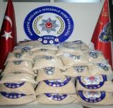ÖNCÜPINAR - Sınır Kapısında 499 Kilo Uyuşturucu İle Yakalanan Suriyeli Tutuklandı