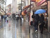 REKOR - Soğuk ve yağışlı hava geliyor...