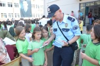 POLİS İMDAT - TDP'den Öğrencilere Uyarı Broşürü