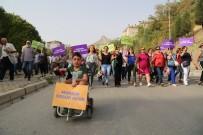 MUNZUR ÇAYı - Tunceli'de Baraj Ve HES'lere Karşı Yürüyüş
