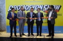 PROMOSYON - Türkiye'nin İlk Konsept Sektörel Organizasyonu 'Promosyon Show İstanbul' Başladı