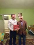 GAZİLER GÜNÜ - Ülkücüler, Gazilerin Evlerini Ziyaret Etti