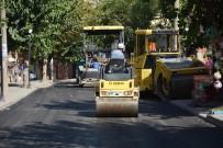 FARUK ÇELİK - Ulutepe Caddesi Yenilendi