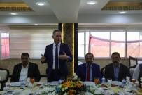 KOOPERATIF - Vali Gül, Gıda Toptancıları Kooperatifi Üyeleri İle Bir Araya Geldi