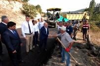 ŞEBEKE SUYU - Vali Varol Açıklaması 'Köy Yolları Şehir Standartlarına Getirilecek'