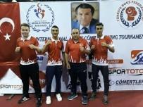 BULGAR - Vanlı Boksör Türkiye Şampiyonu Oldu