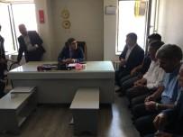 MEHMET NURİ ÇETİN - Varto'da Sanayi Sitesi Açılışı
