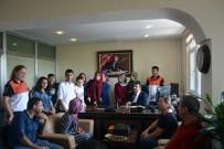 İSTANBUL EMNIYET MÜDÜRÜ - Yedi Şehirden Gelen Öğrenciler İstanbul'la Tanıştı