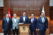 GENÇ NÜFUS - Yılmaz, Diyarbakır'da İncelemelerde Bulundu