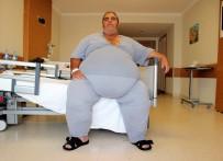 MİDE AMELİYATI - 250 Kiloya Ulaşınca, Zayıflamak İçin Tüp Mide Ameliyatı Olmaya Karar Verdi