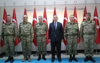 İSMAIL ŞAHIN - 3. Ordu Komutanı'ndan Vali Yıldırım'a Ziyaret