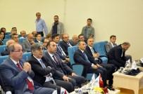 BILIM ADAMLARı - 4. Uluslararası Bölgesel Kalkınma Konferansı Başladı
