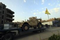 YPG - ABD'den YPG'ye yardım