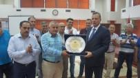 GENÇ GİRİŞİMCİLER - Adnan Bosnalı, Aydın Ticaret Borsasına Veda Etti