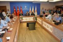 İL BAŞKANLARI - AK Parti Bursa İl Yönetimi Belli Oldu
