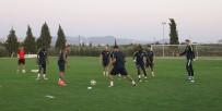OSMANPAŞA - Akhisarspor'da, A. Konyaspor Maçı Hazırlıkları Tamamlandı