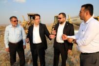 Aksaray'da 375 Milyon Liralık Dev Yatırım İçin Çalışmalar Başladı