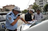 Aksaray'da Okul Servisleri Denetleniyor