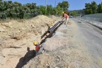 ŞEBEKE HATTI - Alanya'ya 37 Kilometrelik Kanalizasyon