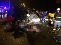 GAZI BULVARı - Sabaha karşı korkunç haber! 4 ölü