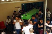 AKDENIZ ÜNIVERSITESI - Antalya'da  Feci Kazada Hayatını Kaybeden 4 Kişinin Cenazesi Alındı