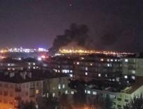 UÇAK KAZASI - Atatürk Havalimanı'nda uçak düştü