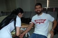 KAYACıK - Atiker Konyasporlu Futbolcular Sağlık Kontrolünden Geçti