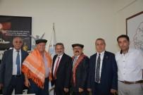 Aydın'da Yılın Ahisi'nden Başkan Özakcan'a Hediye