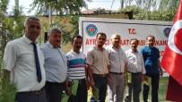 Ayrancı İlçesinde 23 Köye Helezon Dağıtıldı