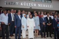 MUSTAFA KEMAL ÜNIVERSITESI - Azerbaycan Milletvekili Ganire Paşayeva Hatay'da