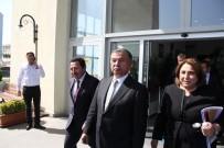 ÖĞRENCİ SAYISI - Bakan Özhaseki Açıklaması 'Kanun Hükmündeki Kararname İle Acilen Yeni Depreme Hazırlık Yasası Çıkmış Olacak'