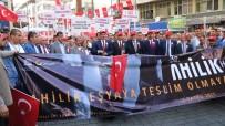 ALI YERLIKAYA - Bakan Tüfenkci Ahilik Haftası Kutlamalarına Katıldı
