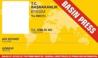 ENFORMASYON - Basın Kartı Komisyonu kararları açıklandı