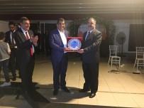 BELEDİYE BAŞKAN YARDIMCISI - Başkan Atilla Mersin'deki Ceylanpınarlılar Gecesine Katıldı