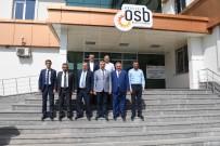 MÜDÜR YARDIMCISI - Başkan Çelik, Kayseri OSB Müdürlüğü Ve Özel Kayseri OSB Teknik Kolejini Ziyaret Etti