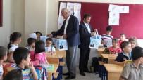 GEDIKSARAY - Başkan Seyfi Dingil'den Öğrencilere Kırtasiye Desteği