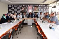 GRUP BAŞKANVEKİLİ - Başkan Yılmaz Açıklaması 'AK Parti İktidarda Kalmalı'