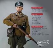 SİZCE - Belçikalı Bakan Nazi Askerine Benzetildi