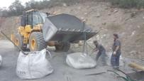 BAYRAM TATİLİ - Bilecik'te Belirlenemeyen Kimyasal Atıklar Kaldırıldı