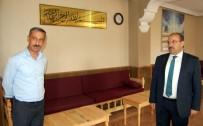 BİTLİS - Bitlis'te Taziye Evi Ve Basketbol Sahası Çalışması