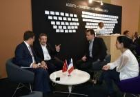 TAŞDELEN - Bursalı Firmalar Premiere Vision Fuarı'nda Gövde Gösterisi Yaptı